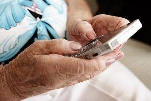 technology in a senior living community