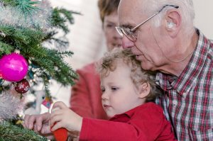 holidays in assisted living