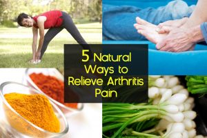 ease arthritis pain