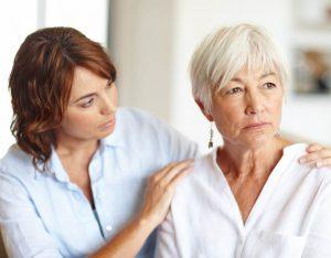 Behavioral Problems Due to Dementia