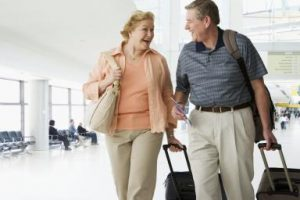 traveling with loved ones with dementia