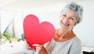 Valentine's Day in Assisted Living