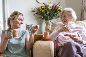 communication strategies for dementia