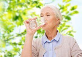 dehydration in seniors