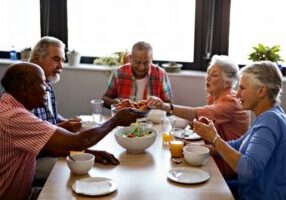 Nutrition Needs Change as We Age